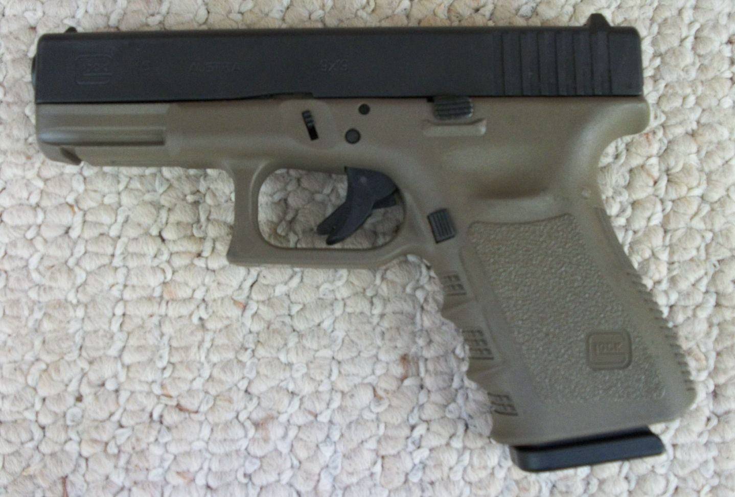 Glock Pistols: Myth and Reality