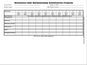 MQP scoresheet
