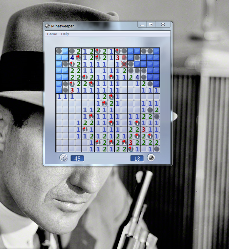 minesweeper large 4