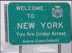 NY Arrest