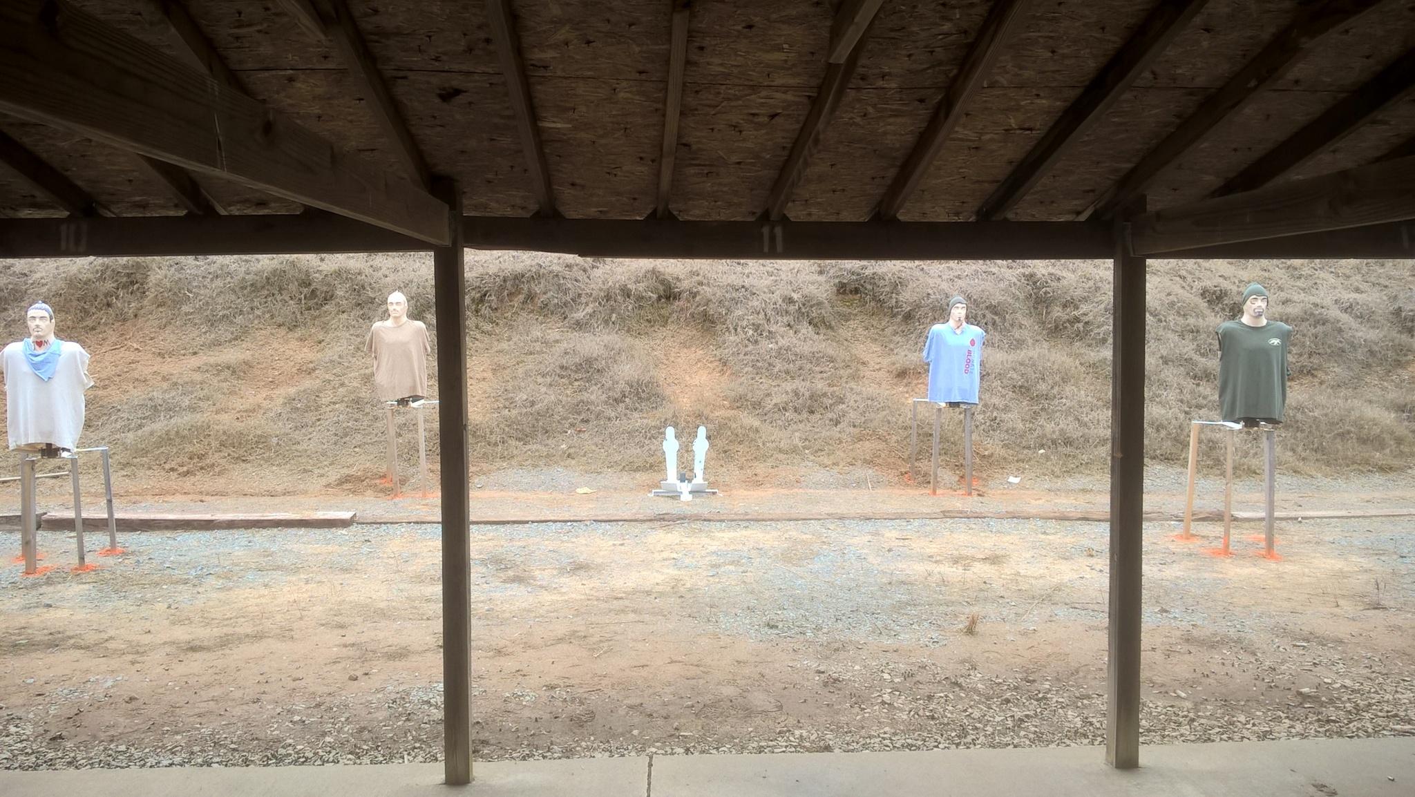 Shootoff array