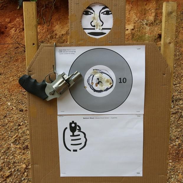J on target