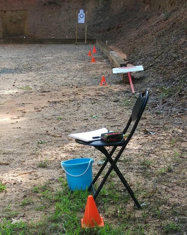 Range setup