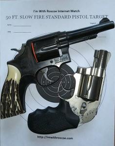 IWR Match guns
