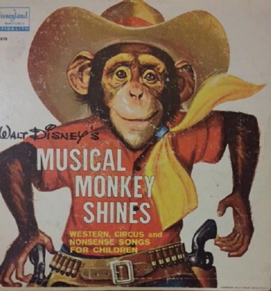 musical monkey shines