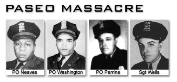 Paseo victim officers